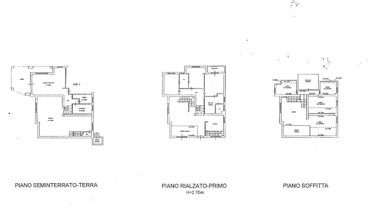 Planimetria 1/1 per rif. 2013