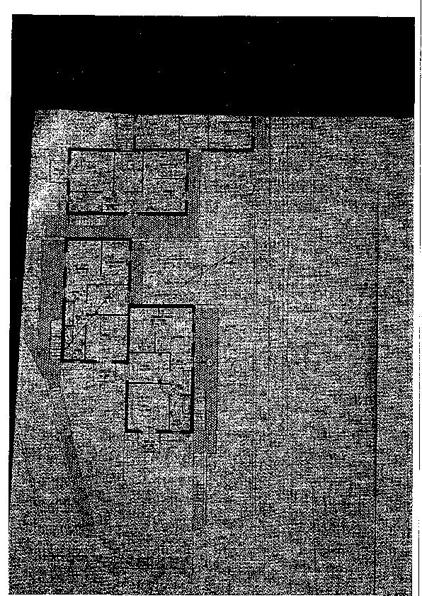 Planimetria 2/2 per rif. 2101