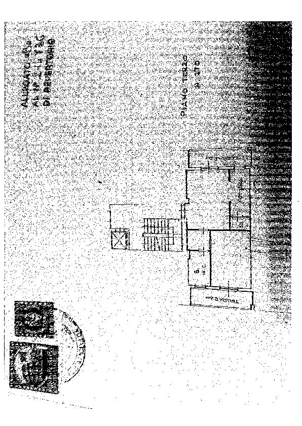 Planimetria 1/1 per rif. 2136
