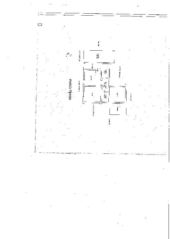 Planimetria 1/1 per rif. 2155