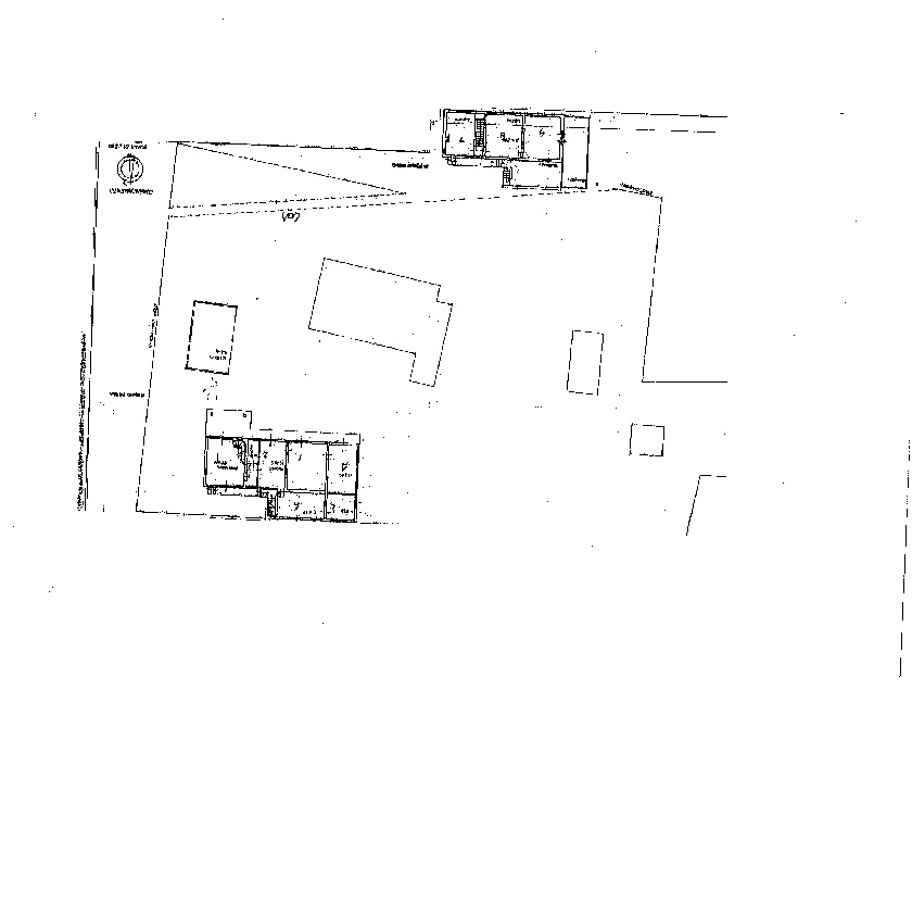 Planimetria 2/3 per rif. 2207