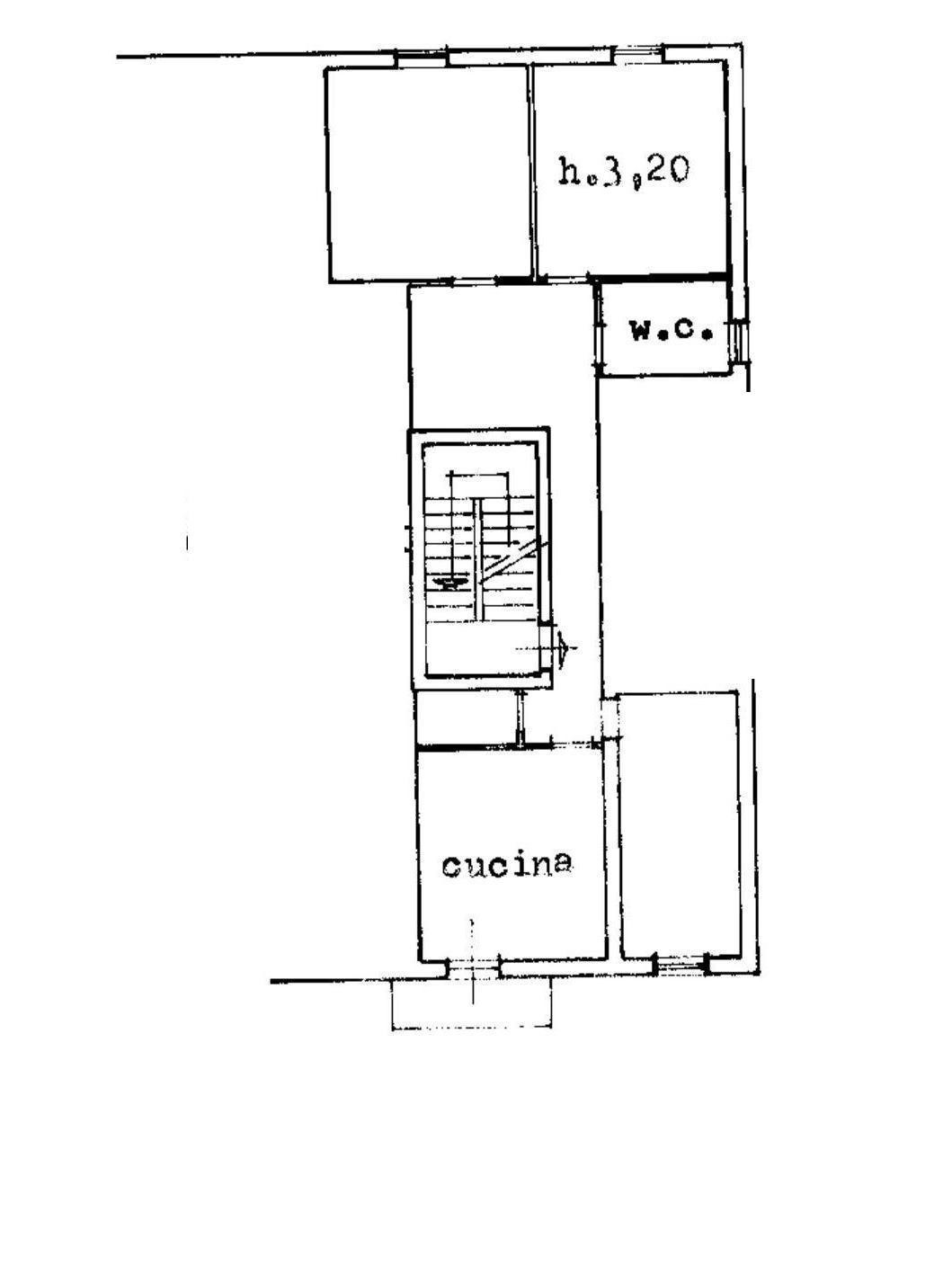 Planimetria 1/1 per rif. 566