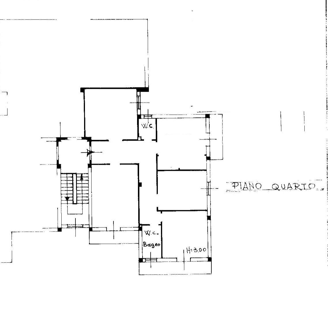 Appartamento in vendita, rif. 646 (Planimetria 1/1)
