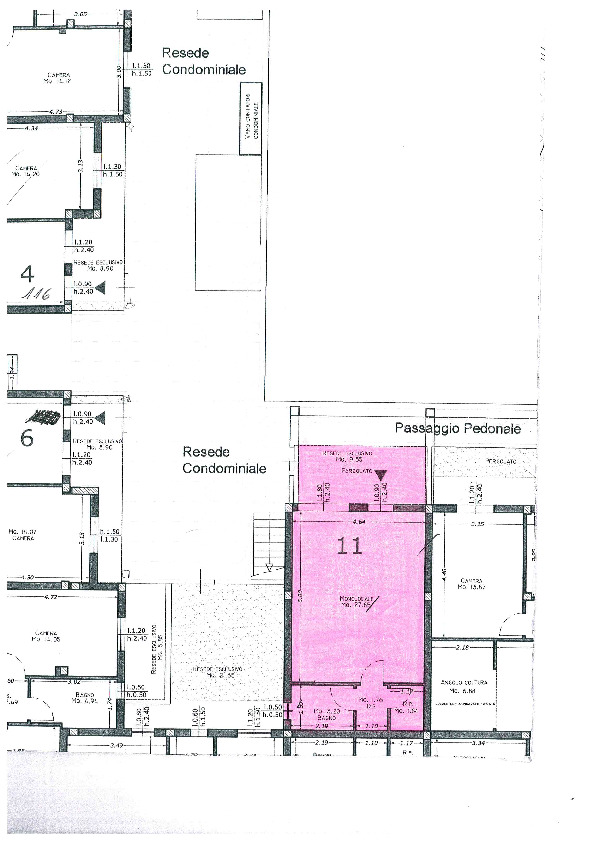 Appartamento in affitto residenziale - Fornacette, Calcinaia