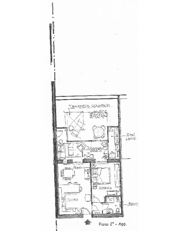 Planimetria 1/1 per rif. 1475