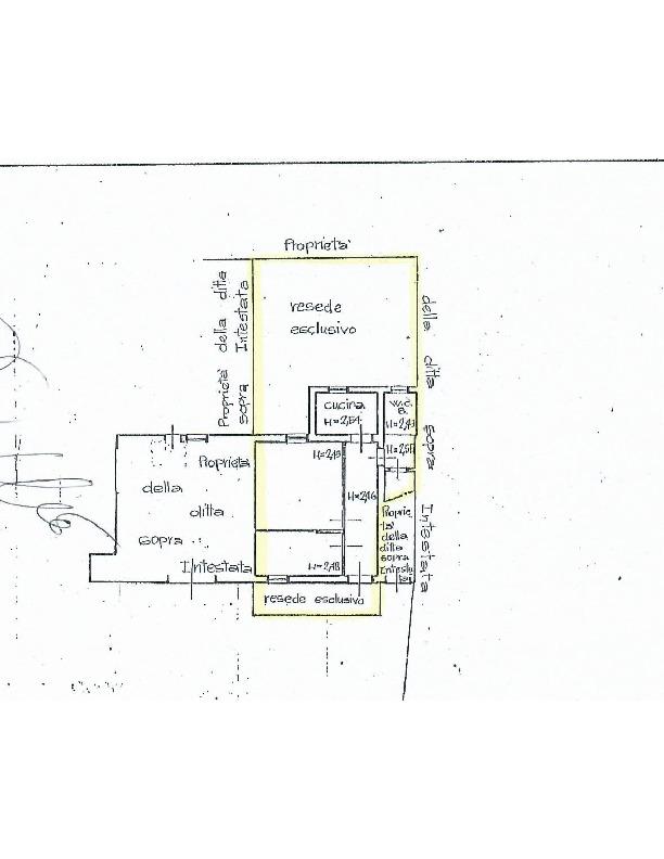 Planimetria 1/1 per rif. 1479