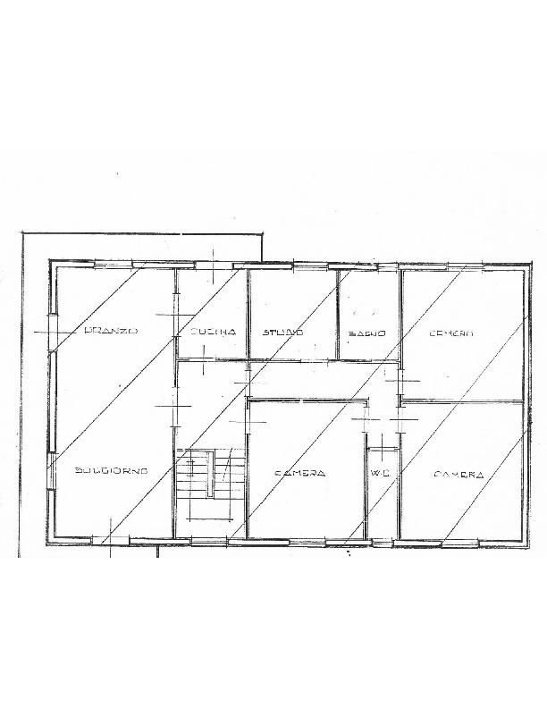 Planimetria 1/1 per rif. 1604