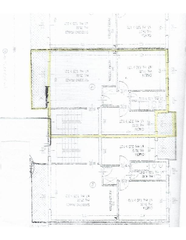Planimetria 1/1 per rif. 1610