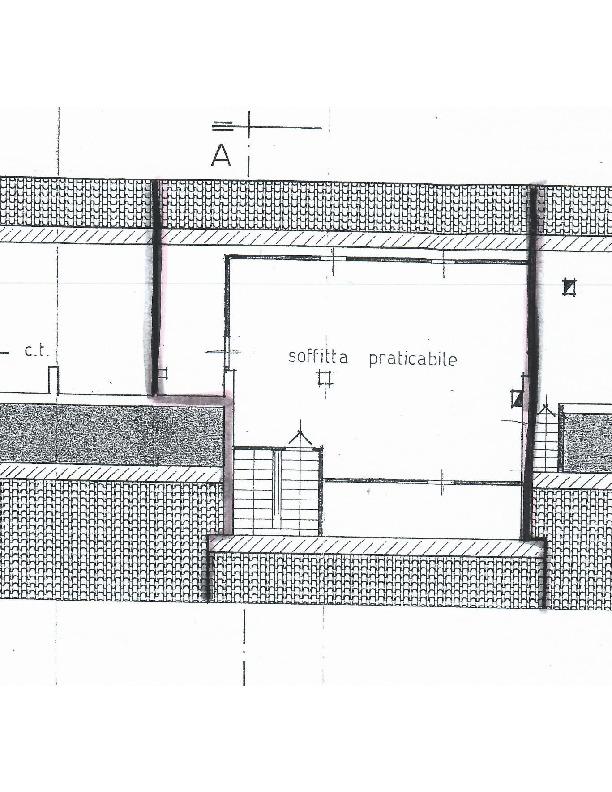 Planimetria 2/3 per rif. 1624