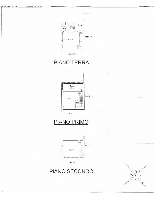 Planimetria 1/1 per rif. 1628