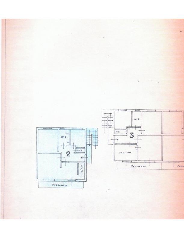 Planimetria 1/1 per rif. 1641