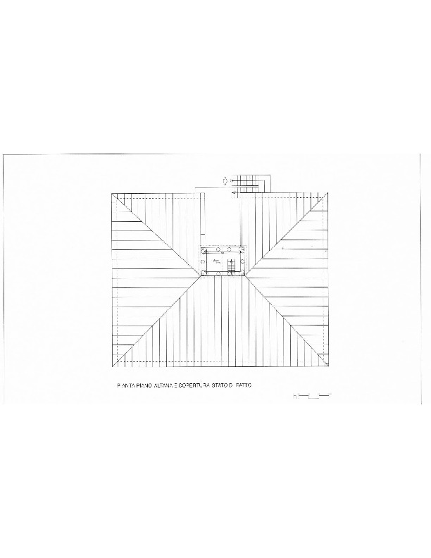 Planimetria 4/4 per rif. 1644