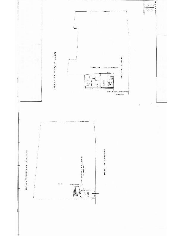 Planimetria 1/1 per rif. 1647