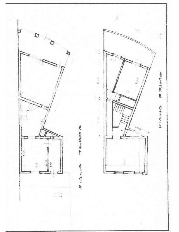 Planimetria 1/1 per rif. 1648
