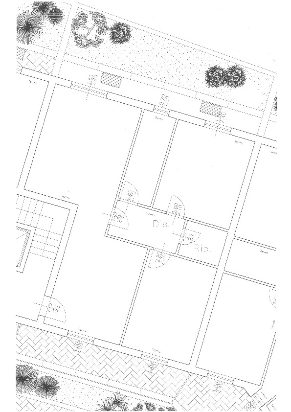 Planimetria 1/1 per rif. 1662
