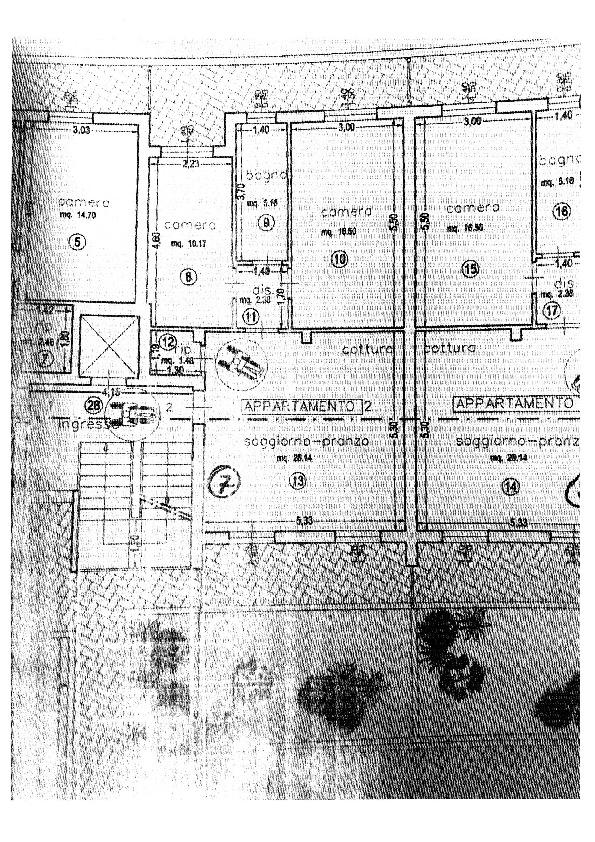 Planimetria 1/1 per rif. 1665