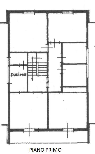 Planimetria 2/2 per rif. 1682