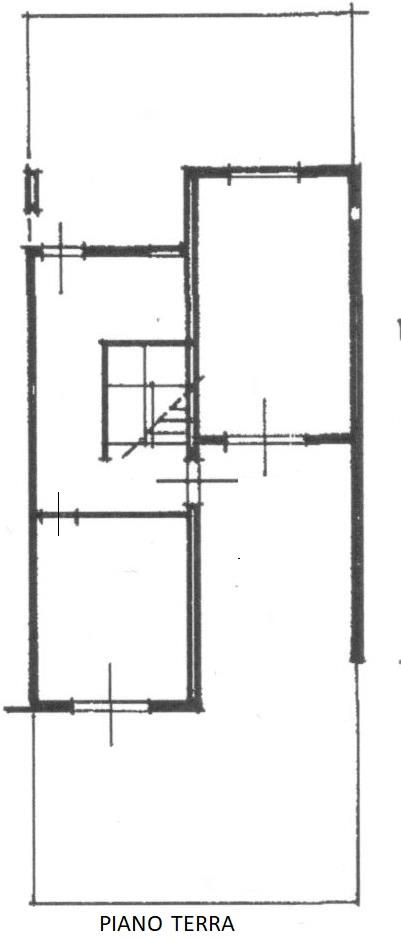 Planimetria 1/2 per rif. 1682