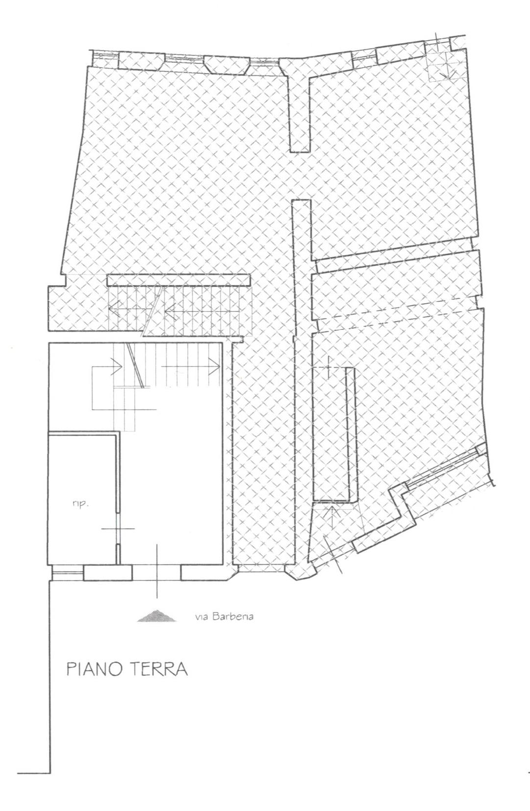 Planimetria 2/2 per rif. 1683