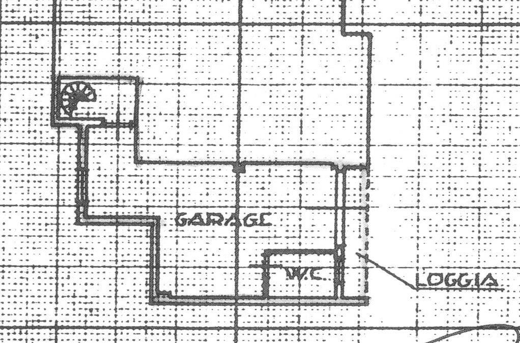 Planimetria 2/3 per rif. 1690