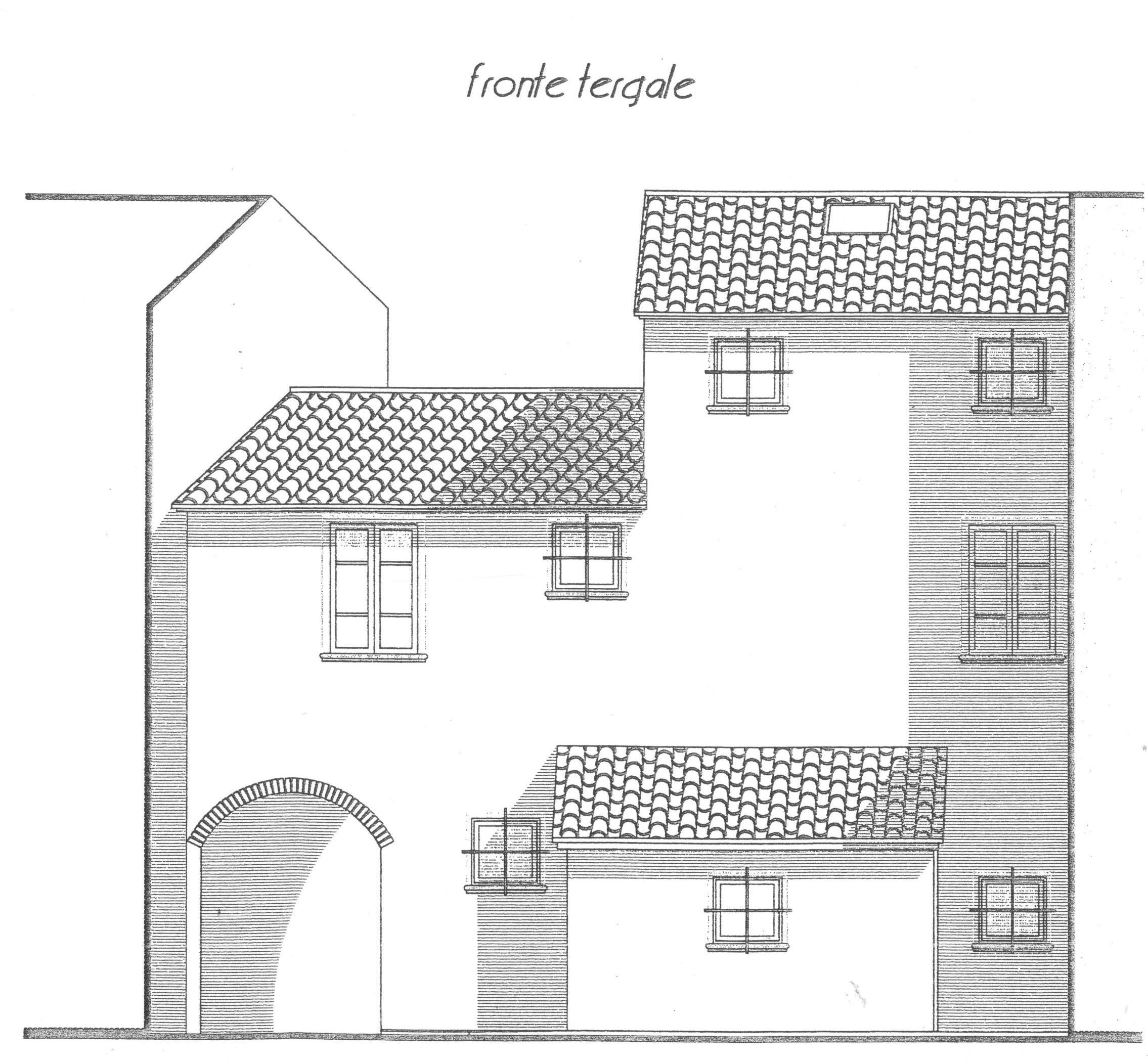Planimetria 4/6 per rif. 1703