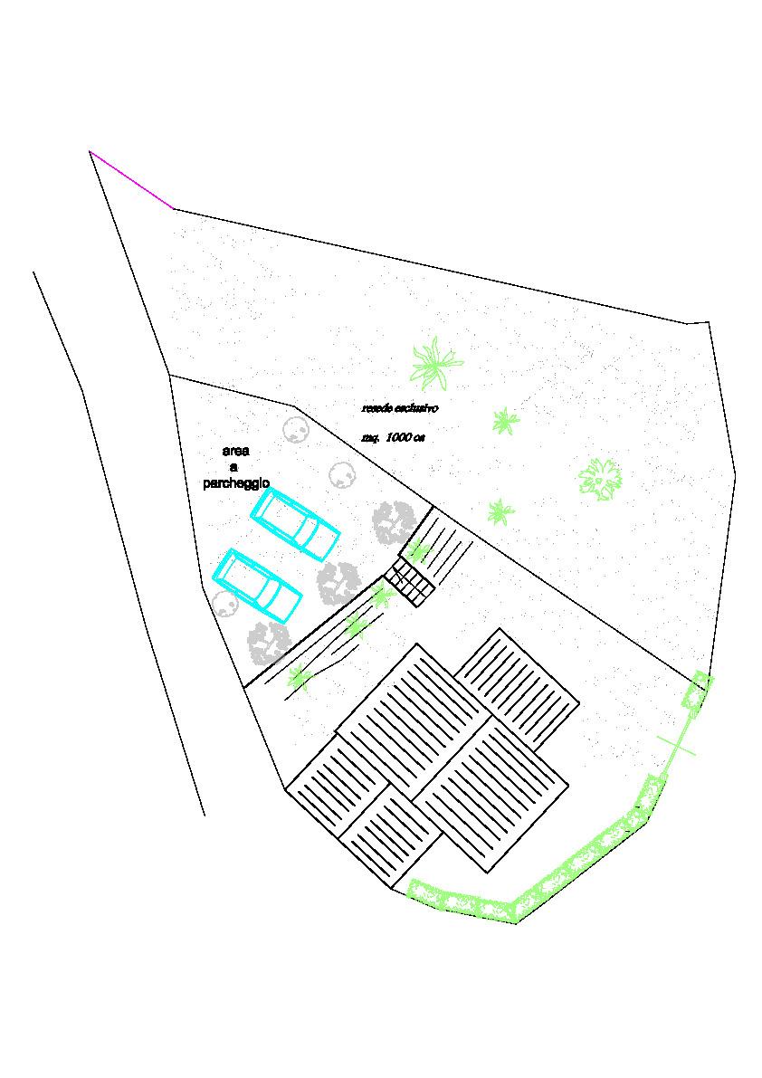 Planimetria 1/3 per rif. 1708