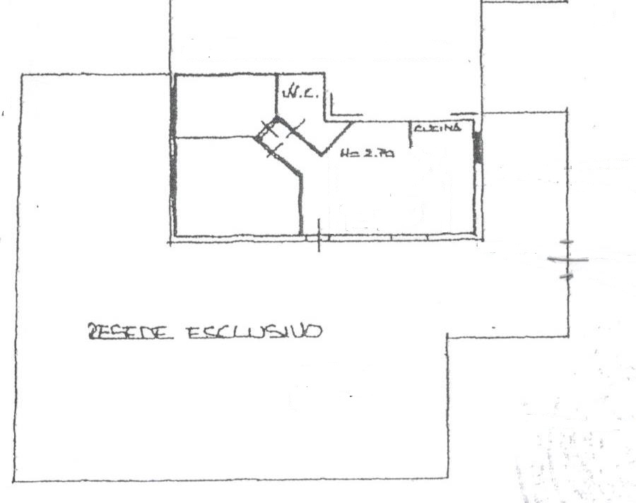 Planimetria 1/1 per rif. 1712