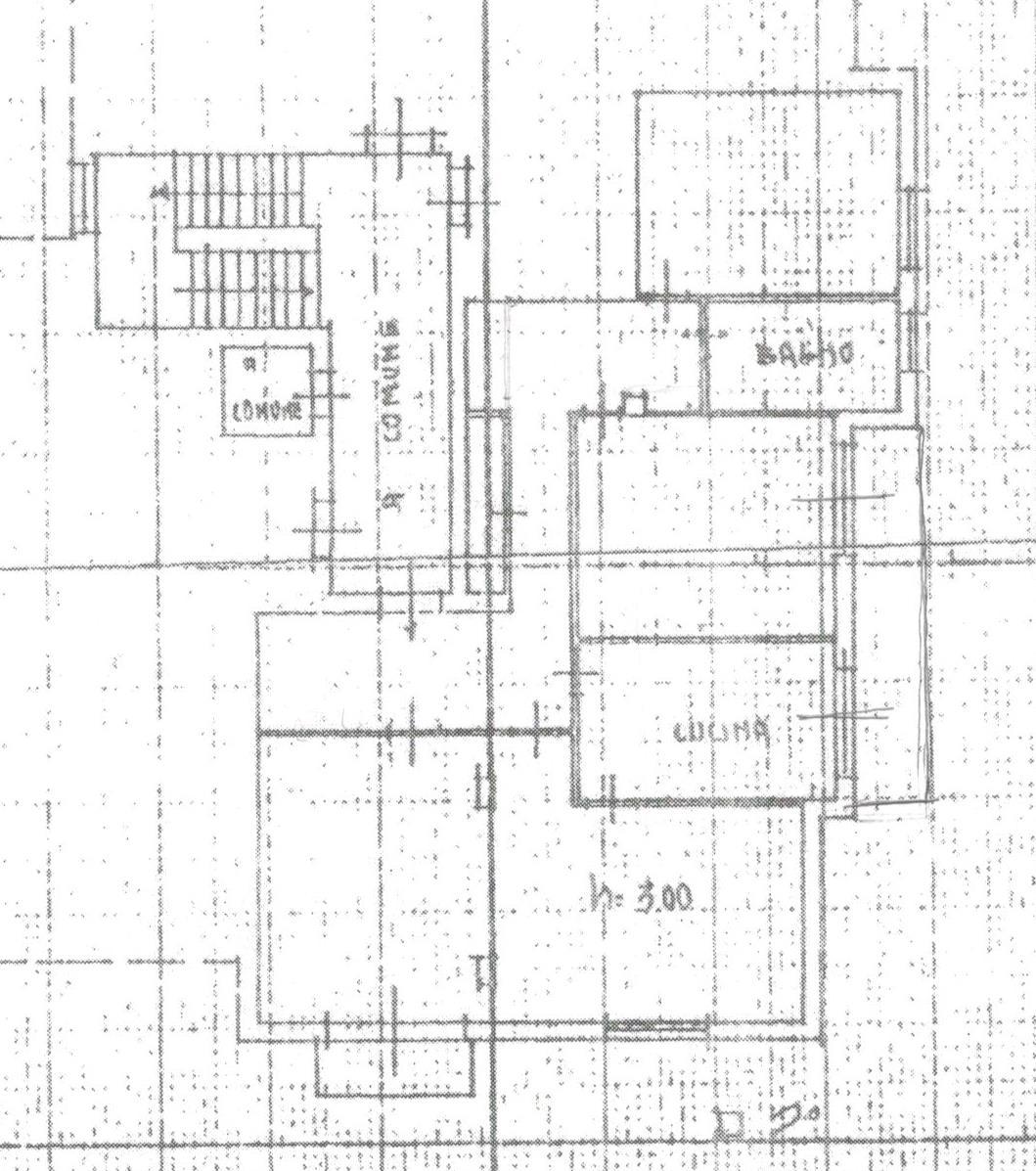 Planimetria 1/1 per rif. 1713