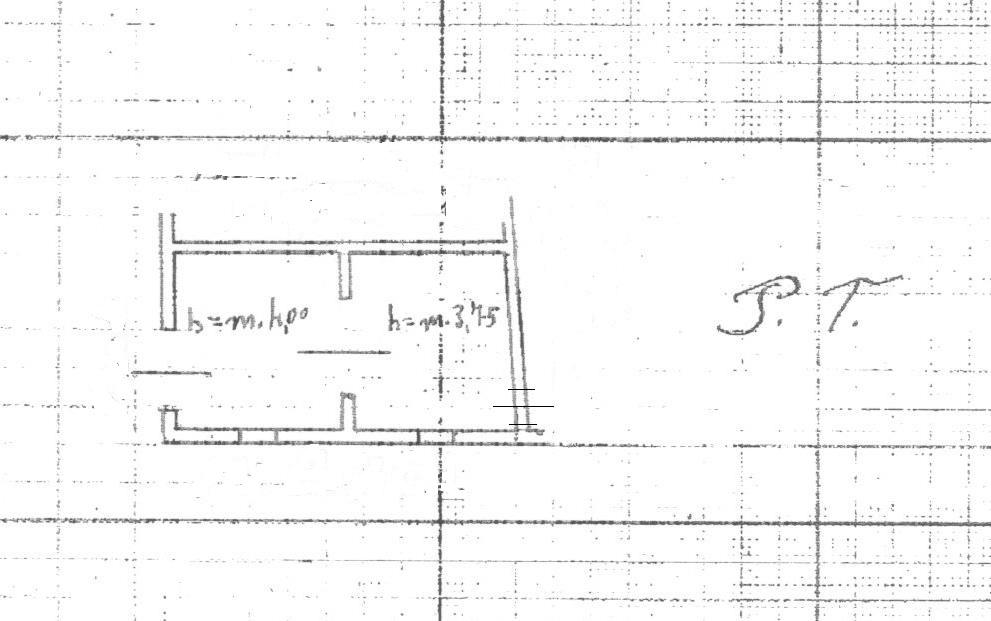 Planimetria 4/4 per rif. 1720
