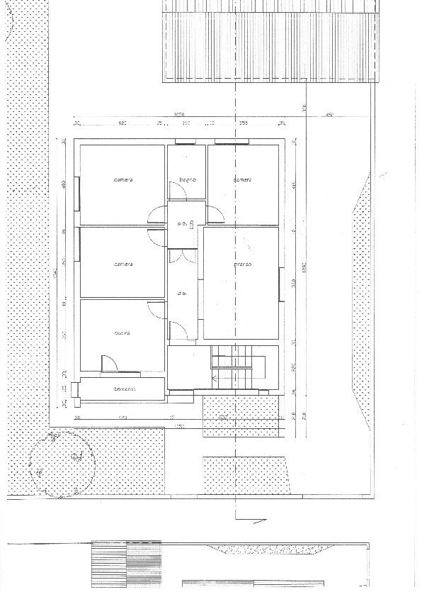 Planimetria 1/1 per rif. 1721