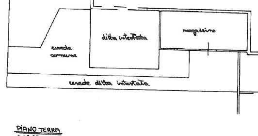 Planimetria 2/2 per rif. 1728