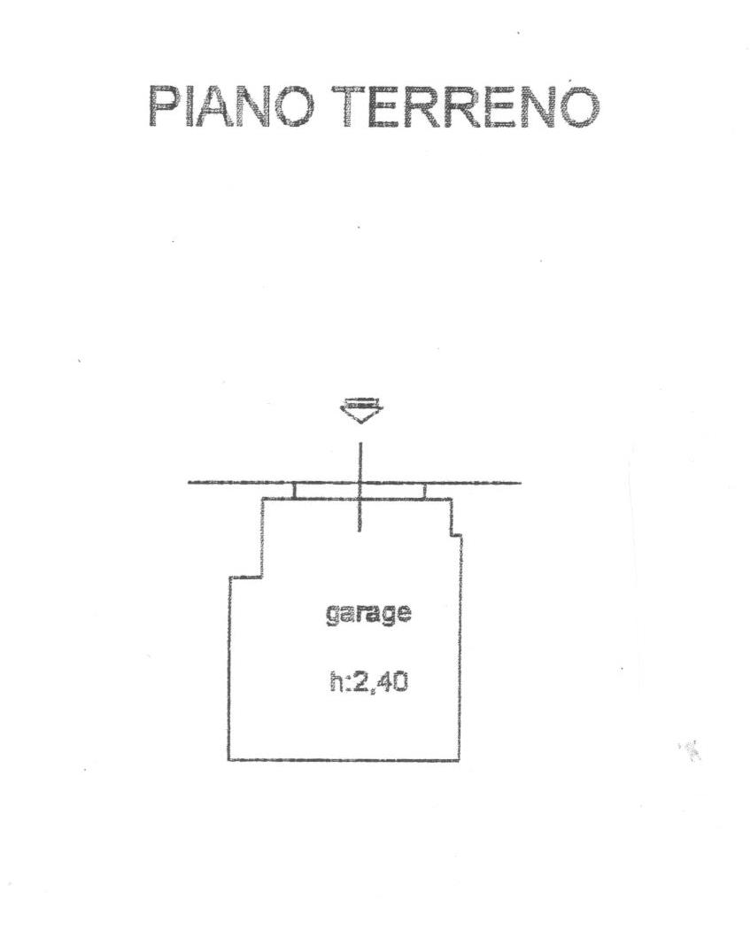 Planimetria 2/2 per rif. 1735
