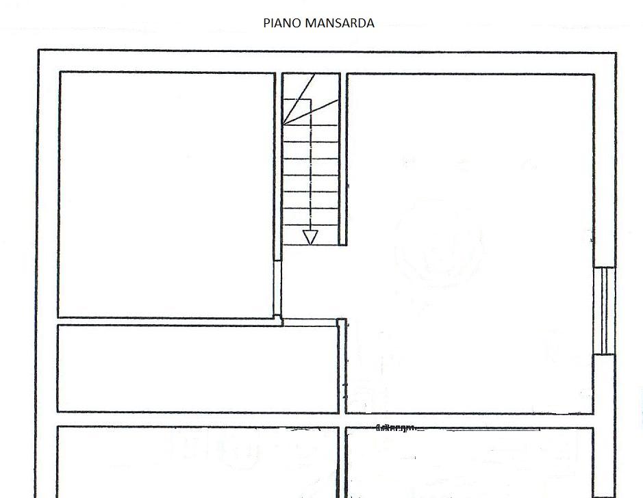 Planimetria 2/2 per rif. 1758