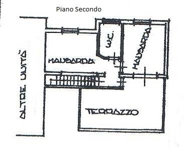 Planimetria 3/5 per rif. 1763