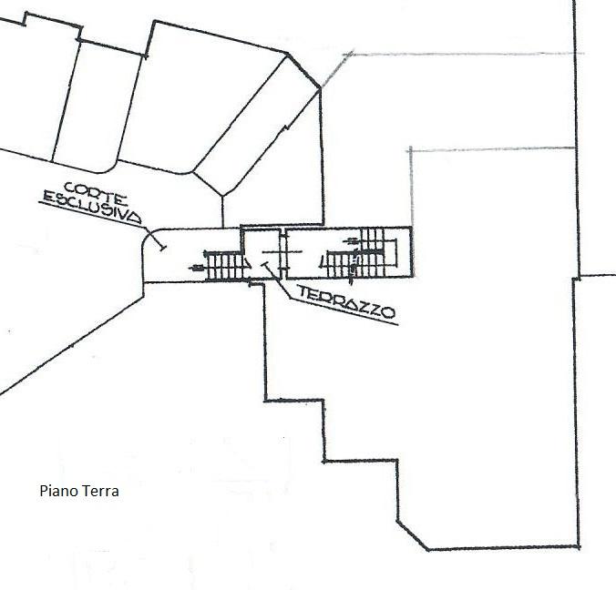 Planimetria 1/5 per rif. 1763