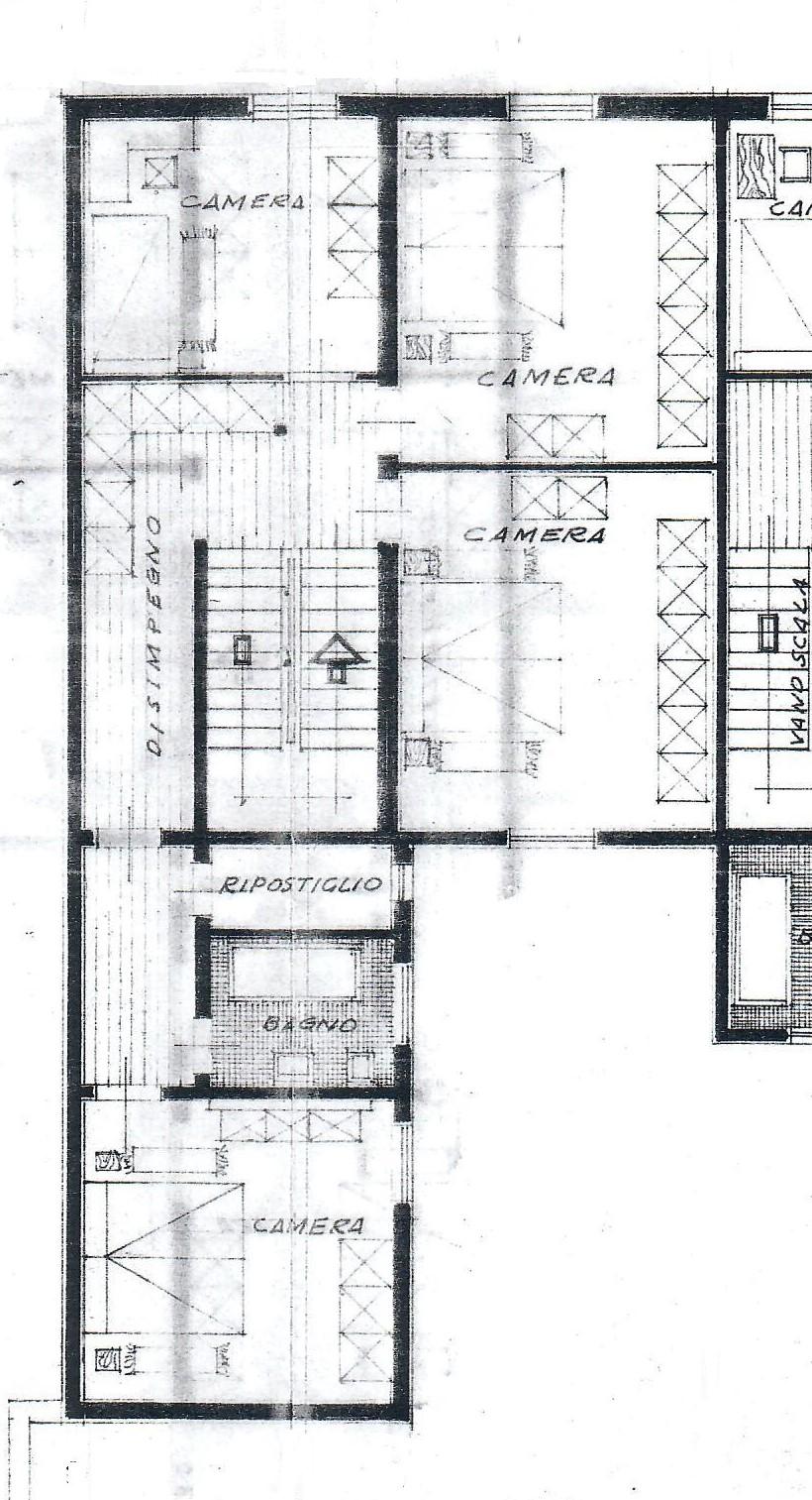 Planimetria 2/2 per rif. 1781