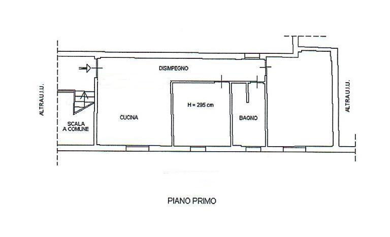 Planimetria 1/1 per rif. 1782