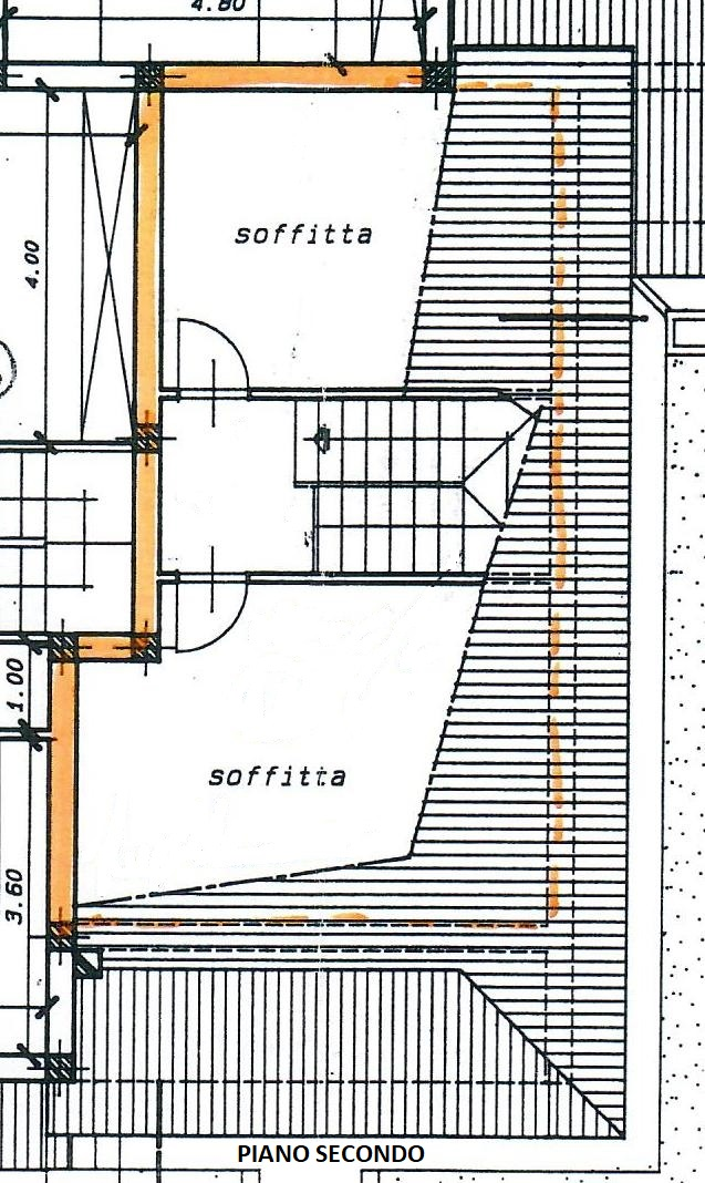 Planimetria 3/3 per rif. 1785