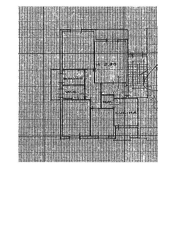 Planimetria /2 per rif. 2079