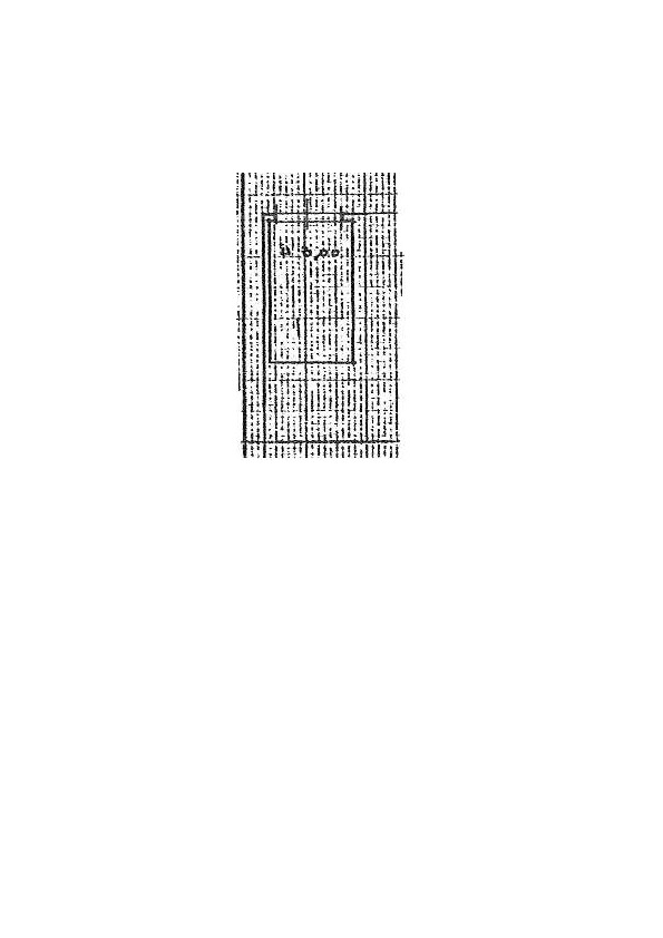 Planimetria 1/2 per rif. 2079