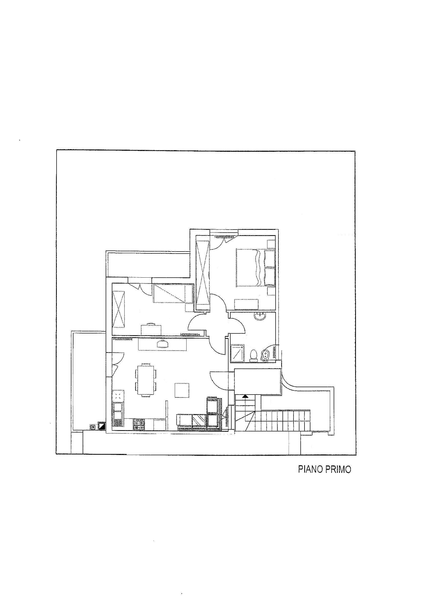 Planimetria /2 per rif. 2346