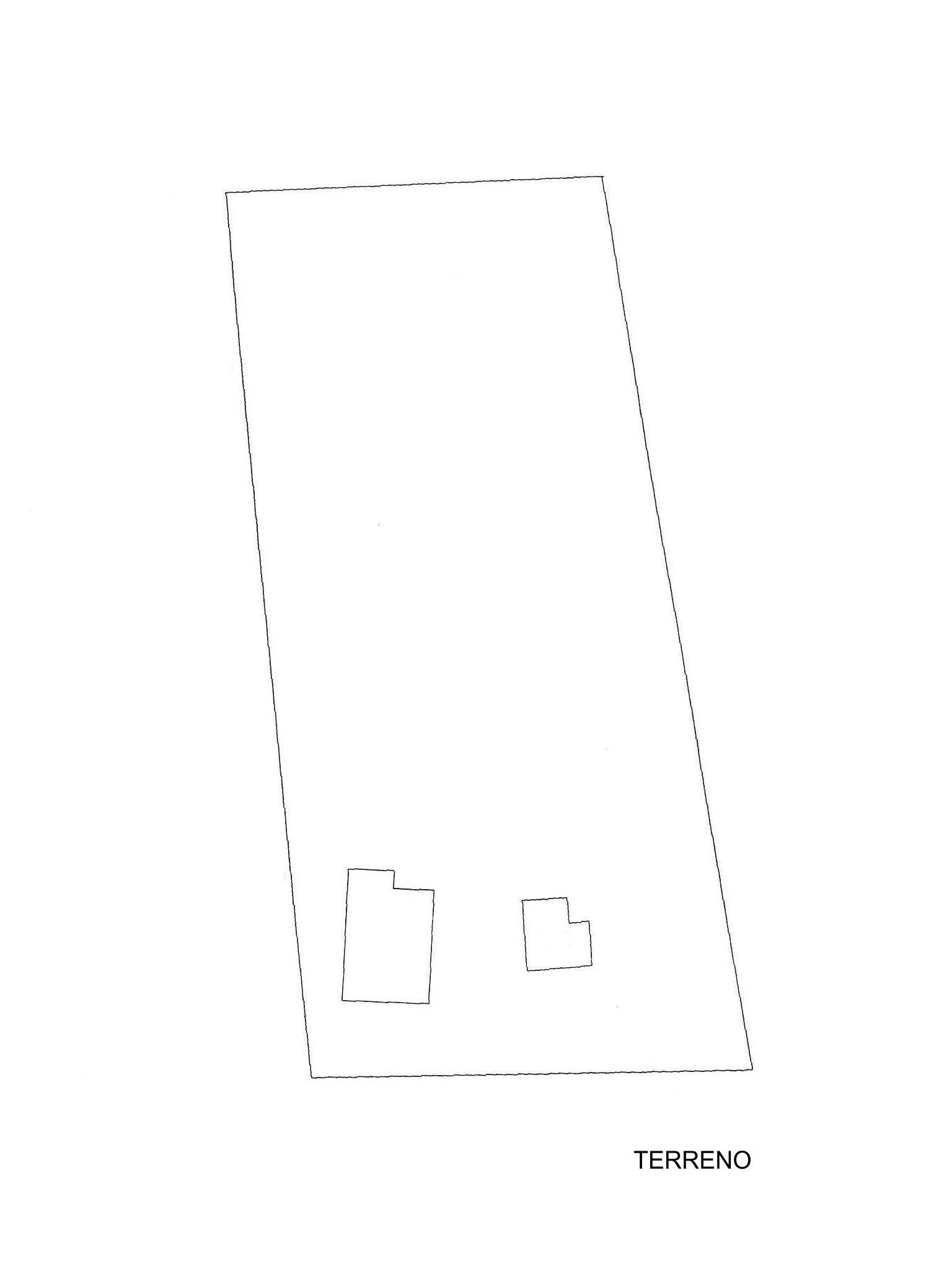 Planimetria 1/2 per rif. 2421