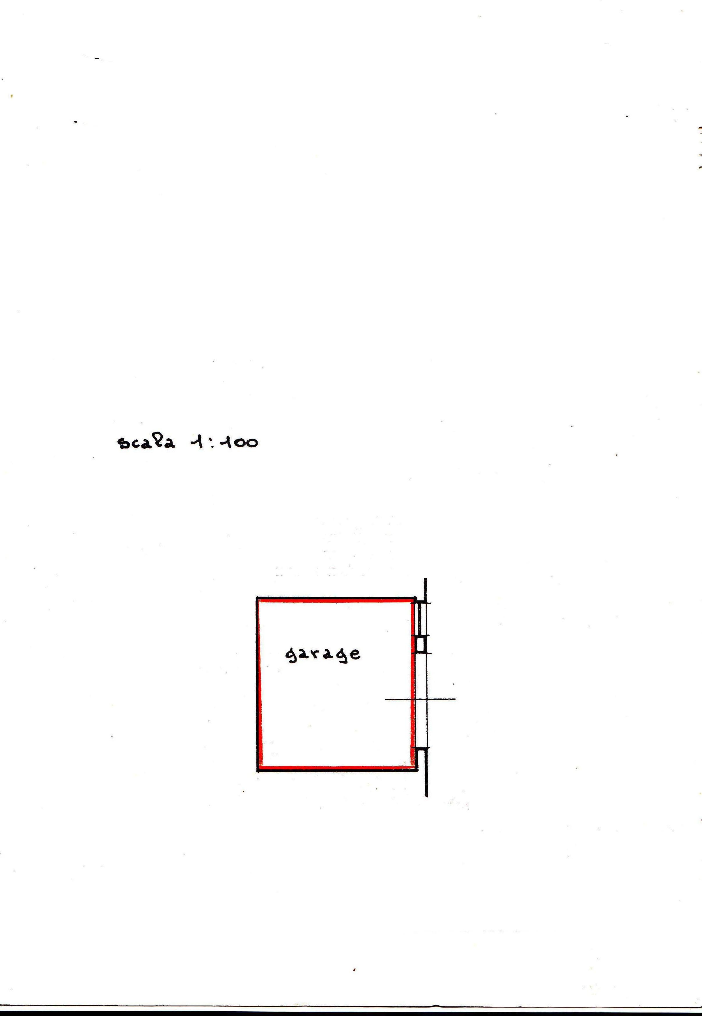 Planimetria 1/2 per rif. 2510