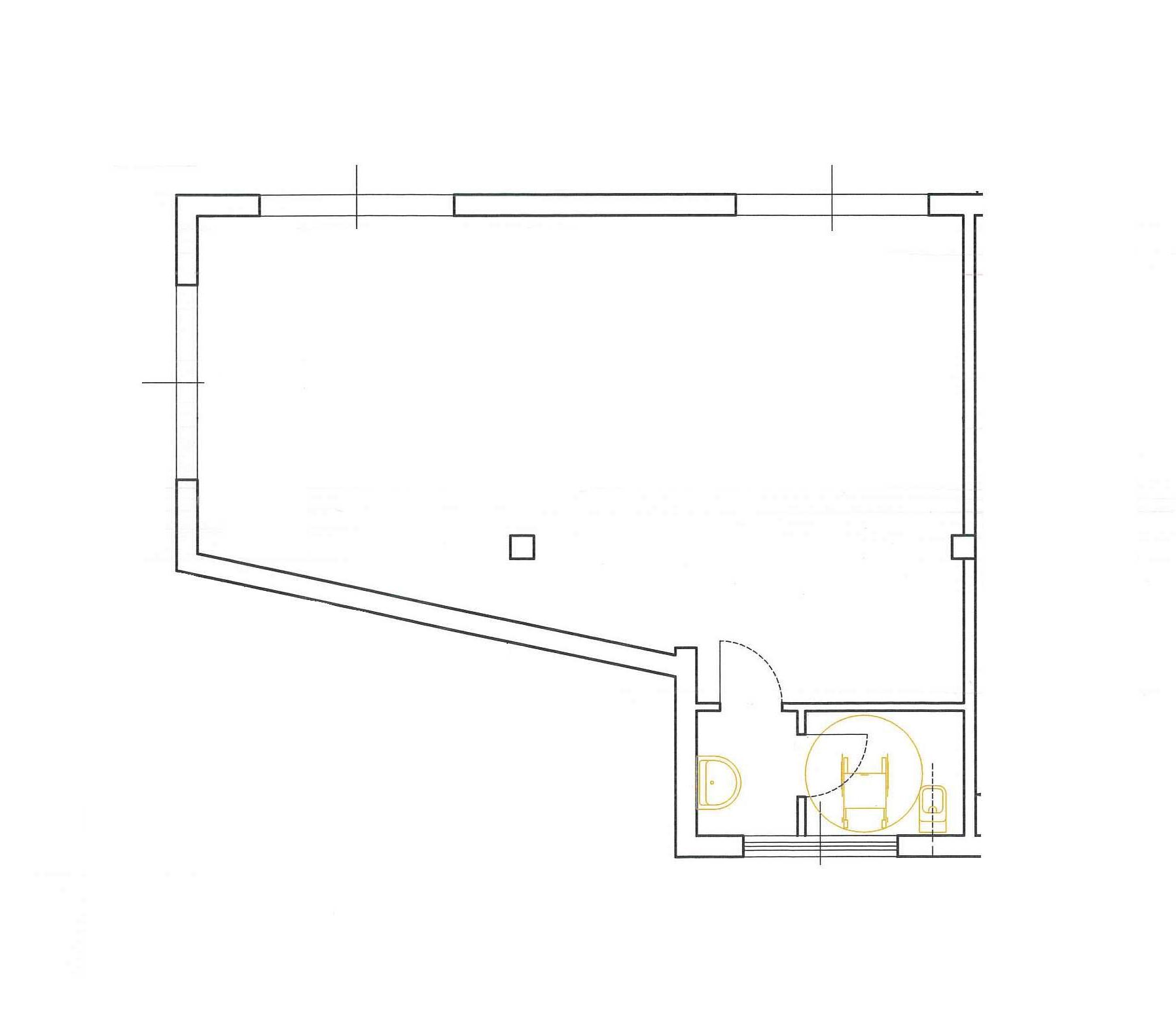 Planimetria /1 per rif. 2621