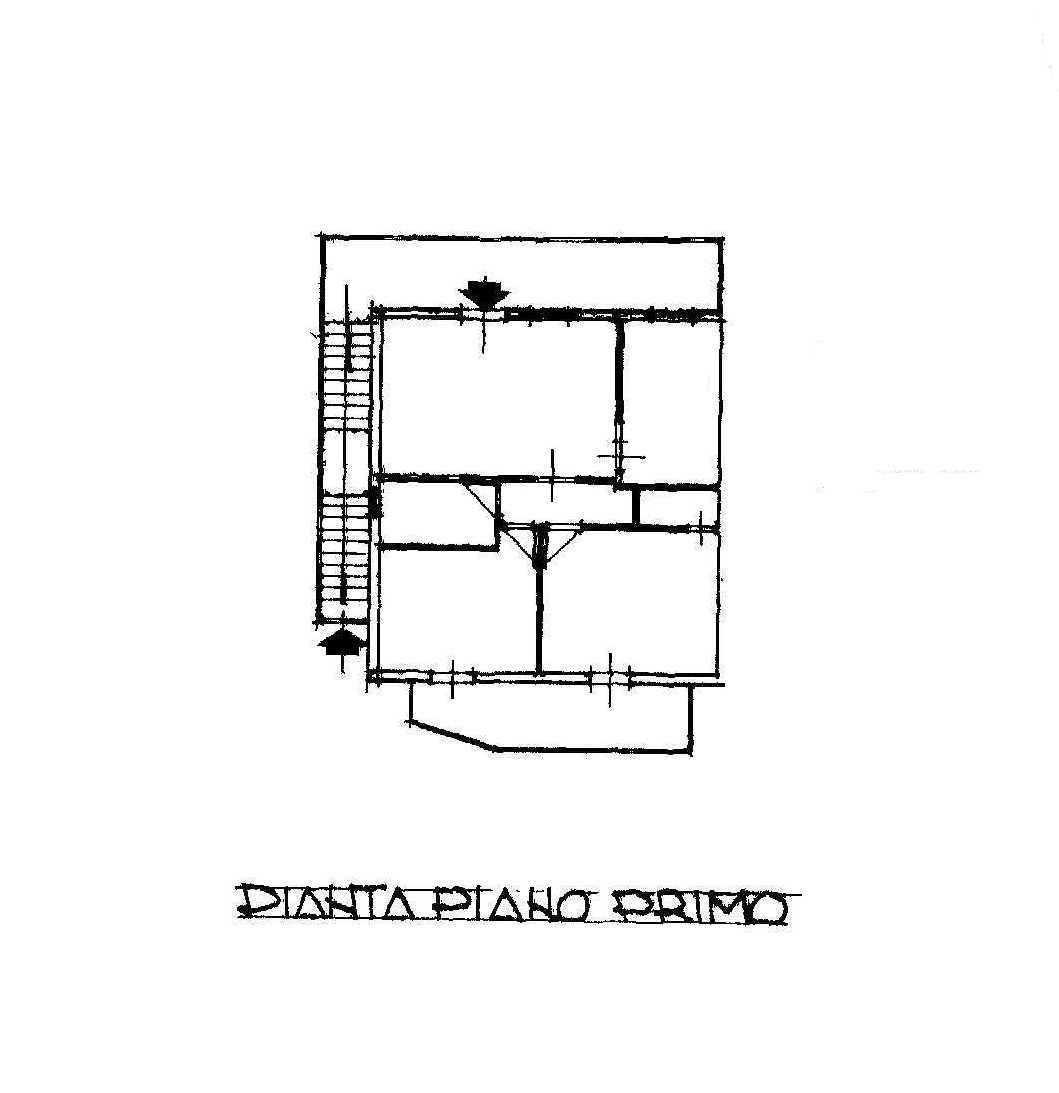 Planimetria /1 per rif. 2634