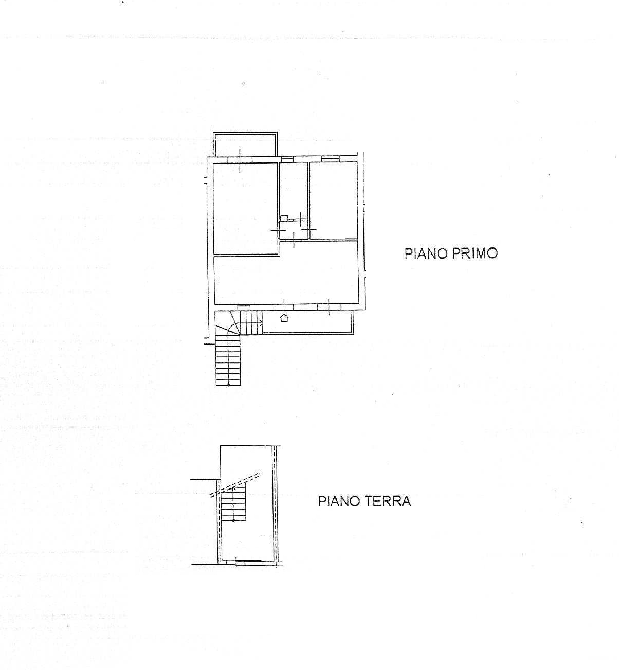 Planimetria 1/1 per rif. 2833