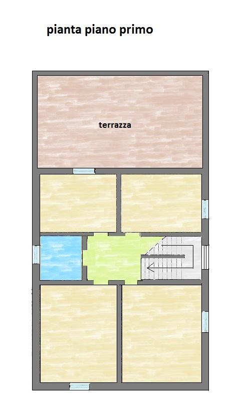 Planimetria 2/2 per rif. 561E