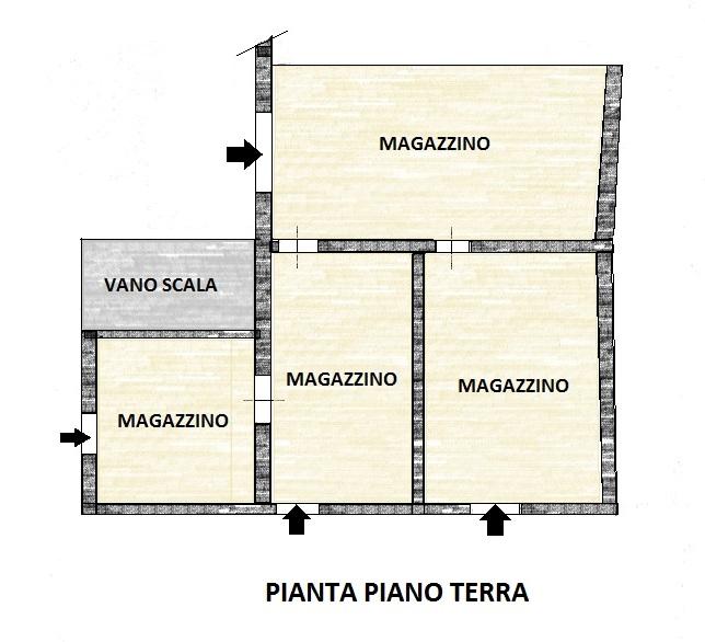 Planimetria 3/3 per rif. 562E