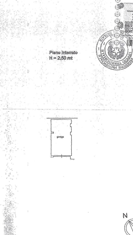 Planimetria 2/2 per rif. 1829