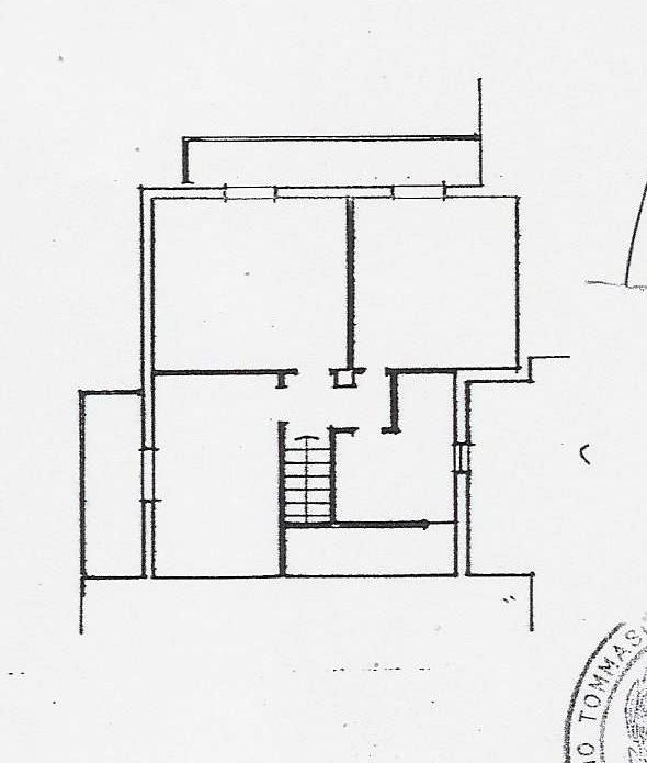 Planimetria 1/1 per rif. 1931